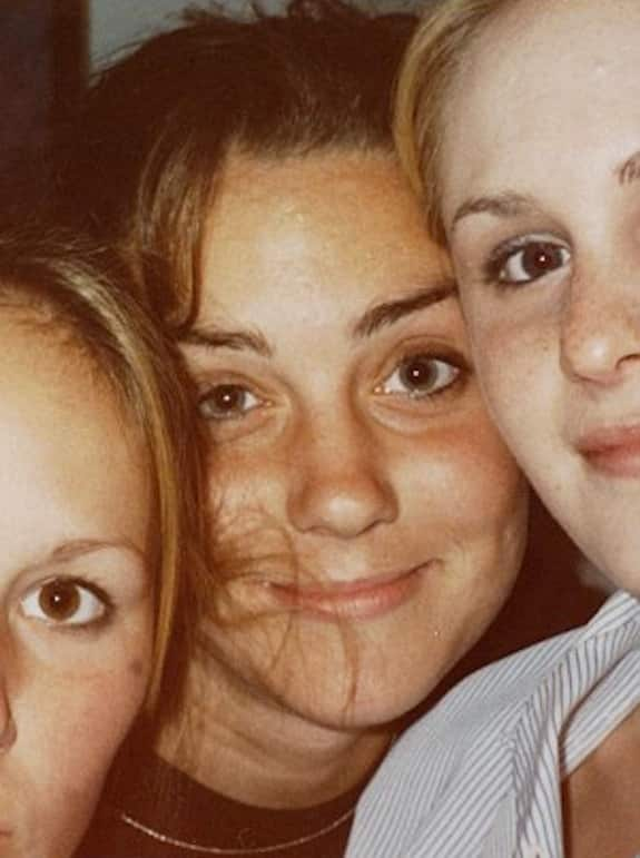 Kate Middleton Childhood Photo