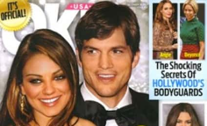 Mila Kunis and Ashton Kutcher: Baby and Wedding on the Way?!?