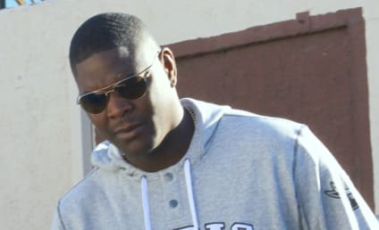 Keyshawn Johnson Arrested for Domestic Violence