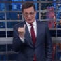 Stephen Colbert Slams Trump