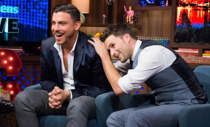Jax Taylor: I Banged Lindsay Lohan ... And It Was Bad!