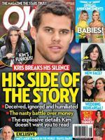 Kris Humphries Tabloid Cover