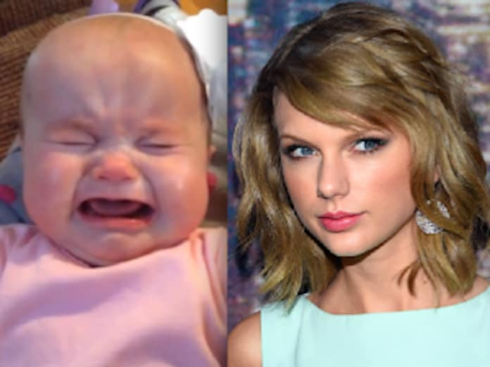 Taylor Swift Song Is All That Will Comfort Screaming Baby The Hollywood Gossip