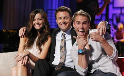 Michael Stagliano: Blindsided By Holly Durst Engagement on Bachelor Pad!
