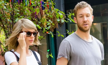 Taylor Swift: Moving to Scotland For Calvin Harris?!