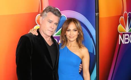 Ray Liotta and Jennifer Lopez: 2016 NBCUniversal Press Tour
