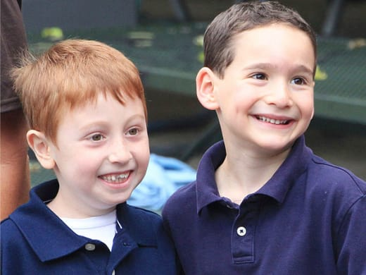 Dylan Siegel and Jonah
