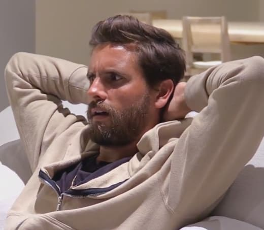 Scott Disick is Flummoxed