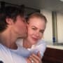 Keith Urban Kisses Nicole Kidman
