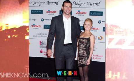Hayden Panettiere-Wladimir Klitschko Wedding Delayed