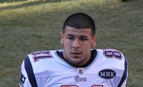 Aaron Hernandez Pic