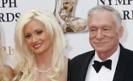 Holly Madison on Hugh Hefner Orgies: So, So SICK