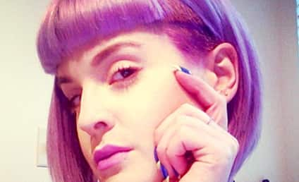 Kelly Osbourne Half Shaves Head: React Now!