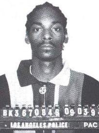 Young Snoop Dogg Mug Shot