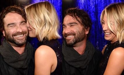 Kaley Cuoco & Johnny Galecki: ACTUALLY Back Together?!