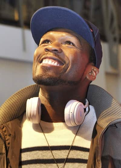 50 Cent Smile
