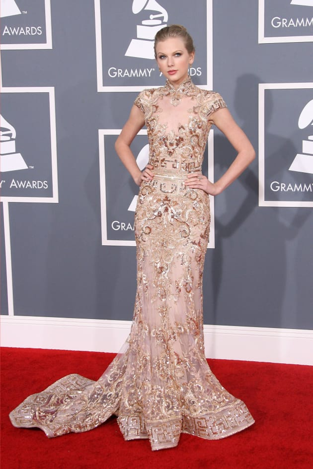 Swift at the Grammys