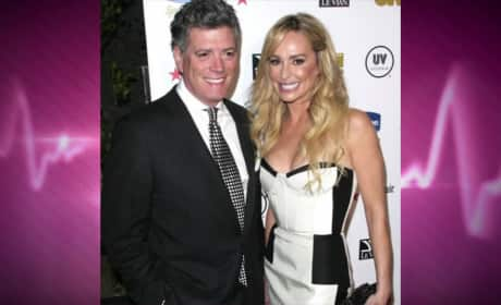 Taylor Armstrong: Married to John Bluher!