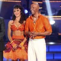 JR Martinez and Karina Smirnoff Pic