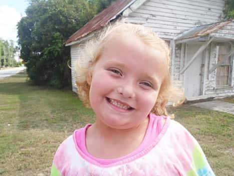 Honey Boo Boo Photo