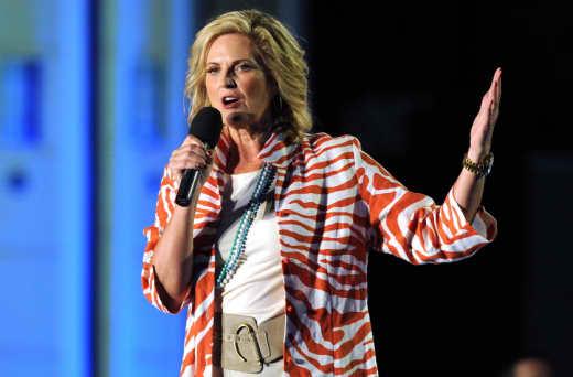 Ann Romney Fashion