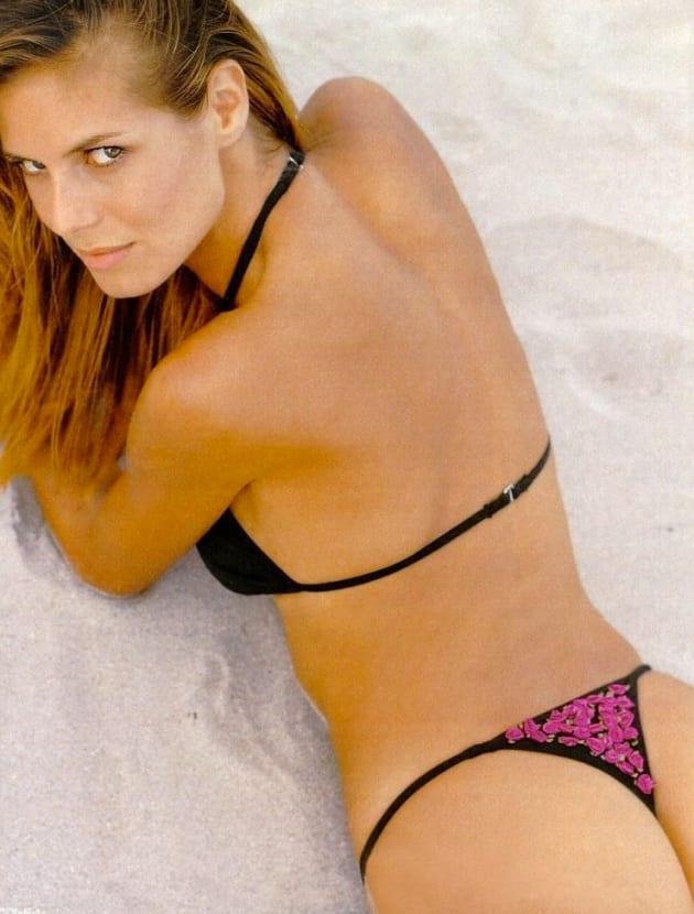 Have hit heidi klum bikini pics