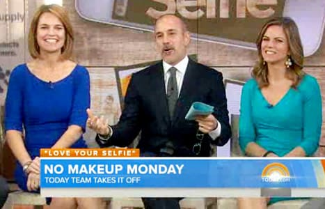 Today show makeup