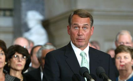 John Boehner to Resign From Congress