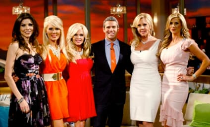 The Real Housewives of Orange County Reunion Recap: Cat Fight, Part One