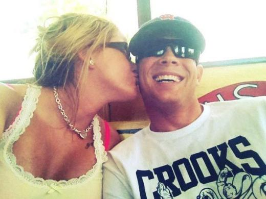 Gary Head and Jenelle Evans Picture