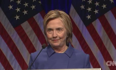 Hillary Clinton Speaks For First Time Since 2016 Election Loss: Coming Here Wasn't Easy ...