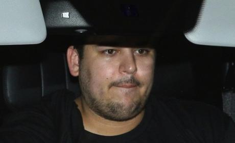 Very Large Rob Kardashian