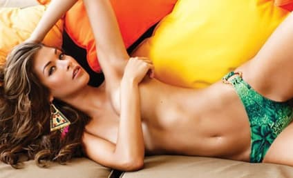 Miss Universe Dayana Mendoza: Naked in Maxim