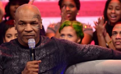 Mike Tyson to Chris Brown: Chill the Eff Out!