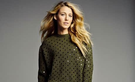 Blake Lively in Lucky