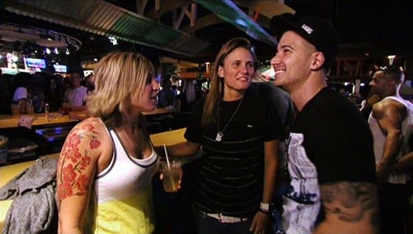 Vinny, Lesbians