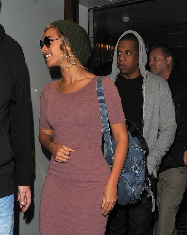 Bey and Jay Photo