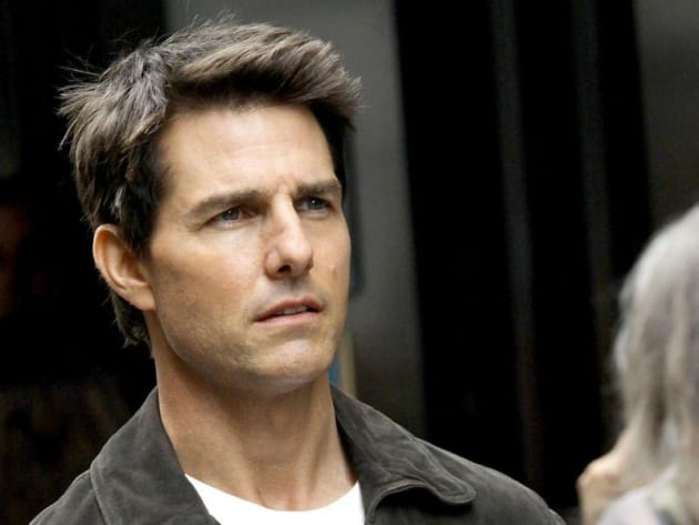 Tom Cruise: Acting in Movies Not Really Like Fighting in ...