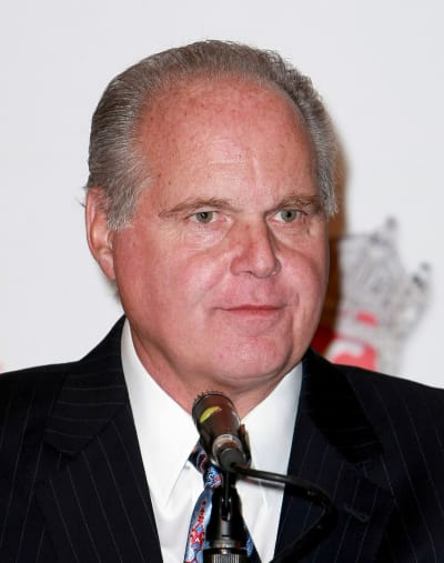 Rush Limbaugh Photograph