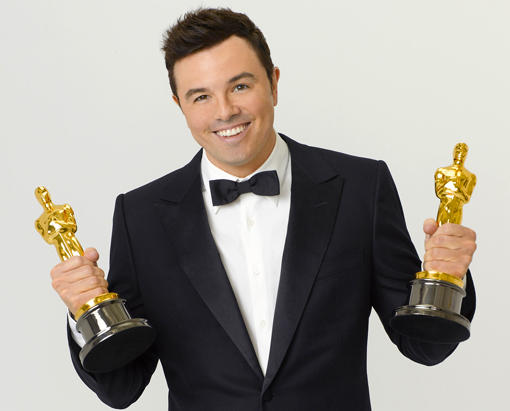 Seth MacFarlane Oscars Photo
