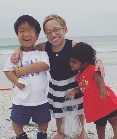 Dr. Jen Arnold, Kids