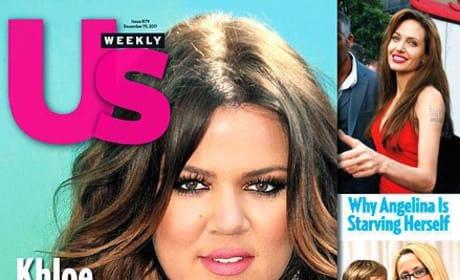 Khloe Kardashian Us Weekly Cover