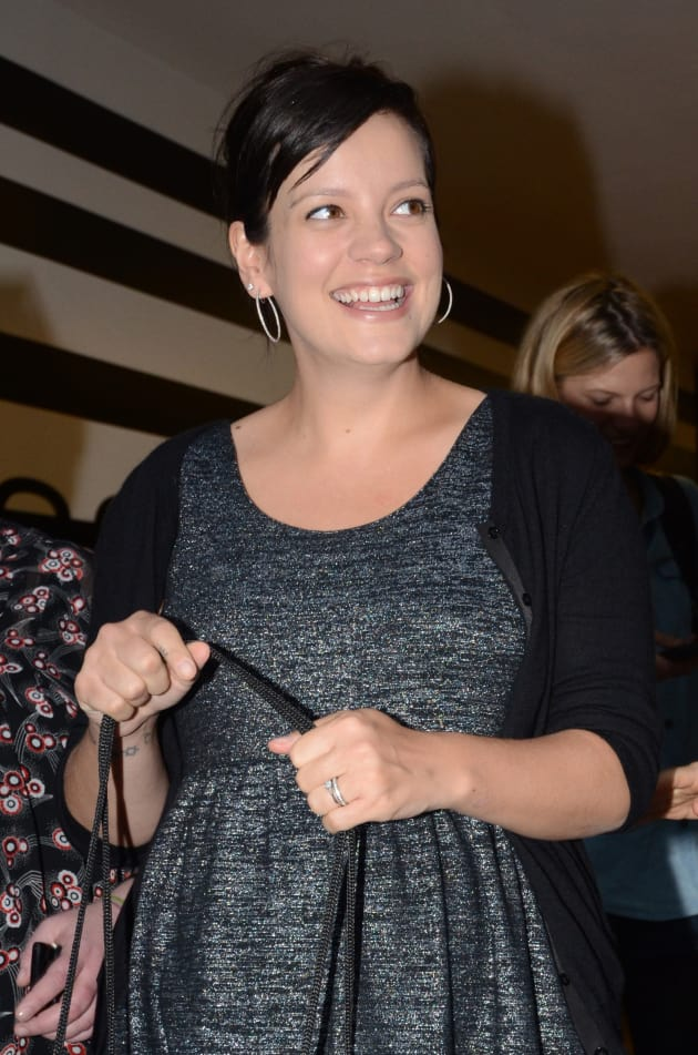 Pic of Lily Allen