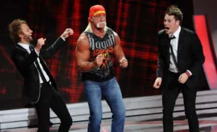 THG Caption Contest Winner: Hulk Hogan on Idol