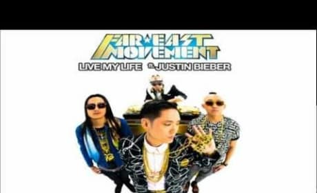 Far East Movement (Ft. Justin Bieber) - Live My Life