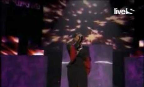 Janet on Idol