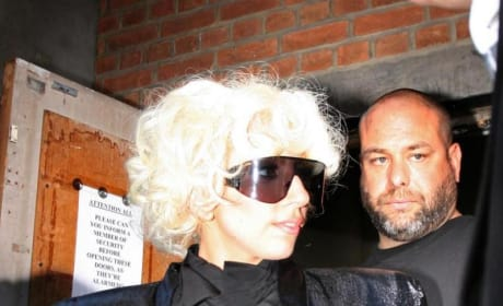 Gaga on the Move