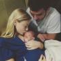 MacKenzie McKee and Baby