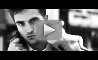 Robert Pattinson Sizzles for Dior Homme