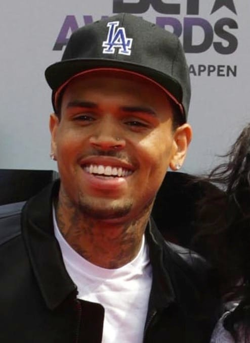 Chris Brown Smile